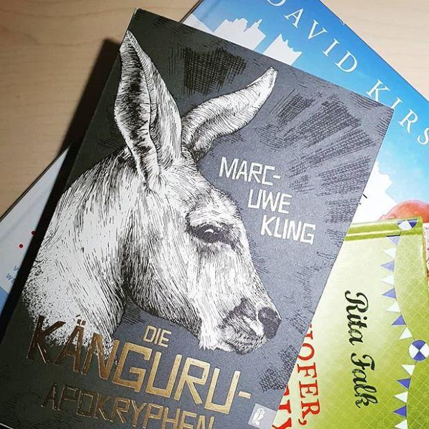 Und was kommt jetzt? #books #lesestoff #marcuwekling #eberhoferkrimi #känguruchroniken #davidkirsch