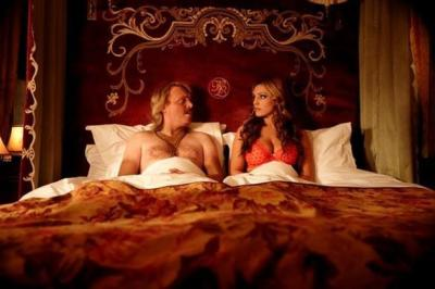 A still from 2012 comedy film Keith Lemon: The Film
