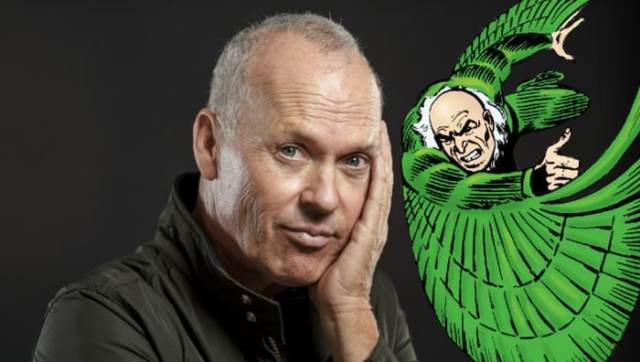 Image result for michael keaton vulture