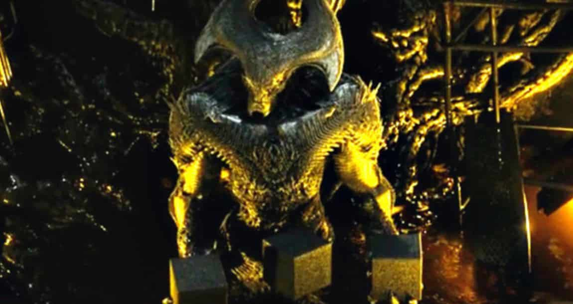 JUSTICE LEAGUE More Detailed Look At STEPPENWOLF Revealed