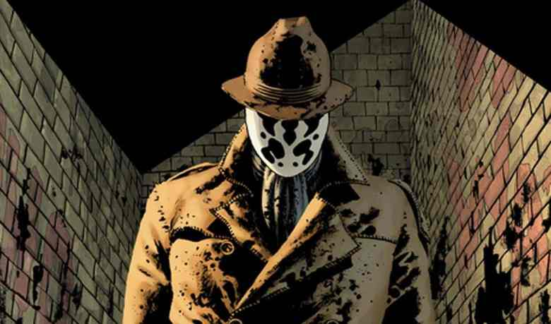 Image result for Rorschach