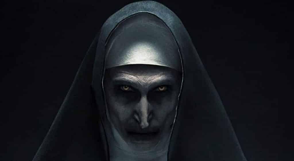 Znalezione obrazy dla zapytania the nun 2018 movie