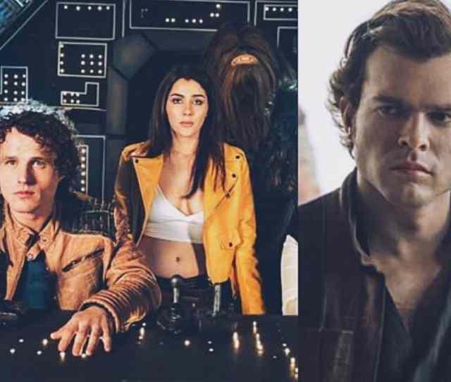 Solo A Star Wars Story Porn Parody