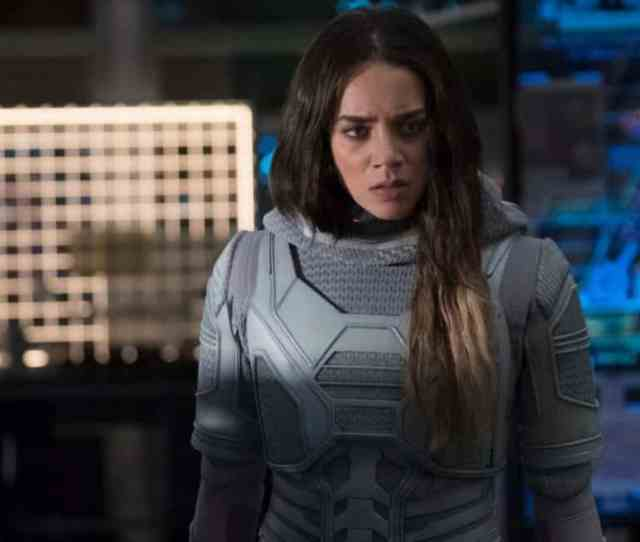 Meet Hannah John Kamen The Actress Behind Ghost In Ant Man And