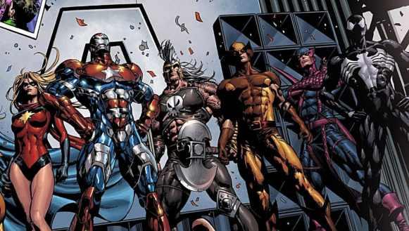Image result for dark avengers