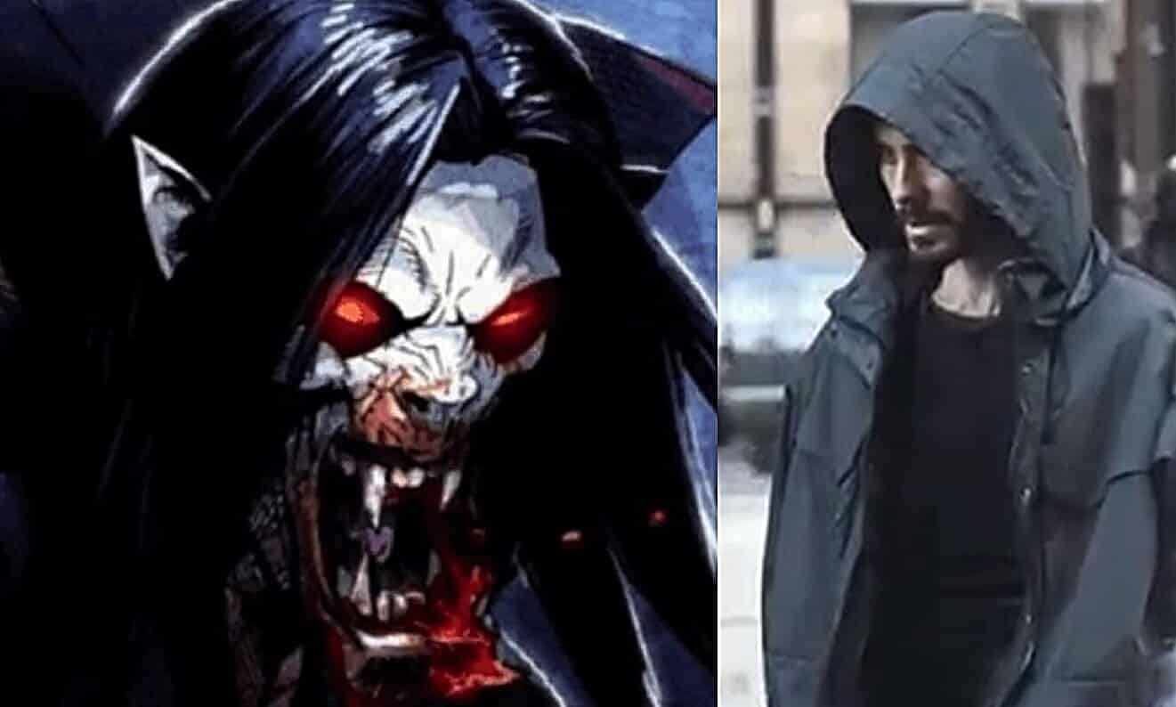 Jared Leto Shares First Look At Morbius The Living