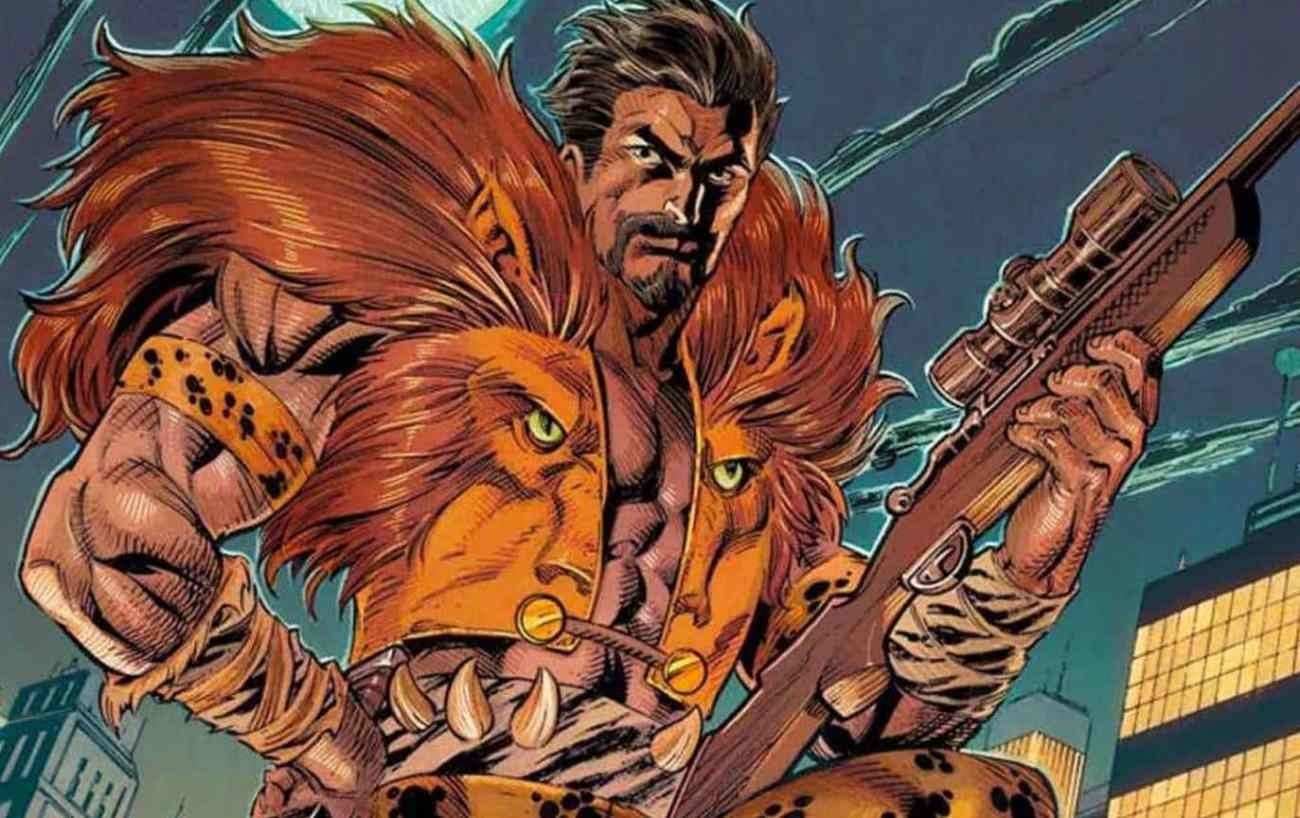 Kraven The Hunter' Sony Movie Reportedly Ties Heavily Into The MCU