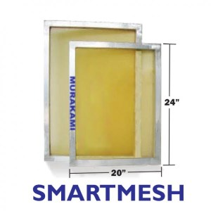 "Murakami Smartmesh 20""X24"" Aluminum Frame Screens"