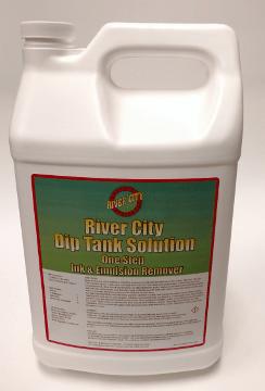 River City Dip Tank Solution