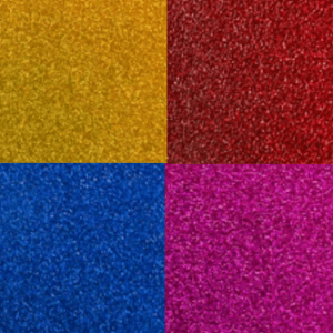 """Siser Easyweed 20"""" Heat Transfer Vinyl Twinkle Colors"""
