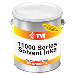 TW 11000 Solvent-Based Ink Series