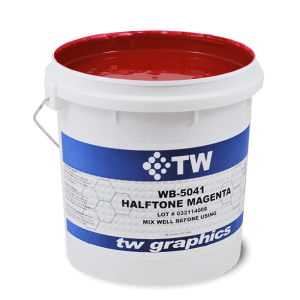 TW 5000 Series Gloss Waterbase Poster Inks