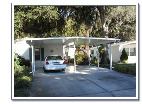 carports patio covers mobile home