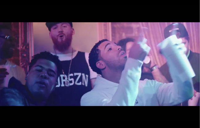 ILoveMakonnen Tuesday Feat Drake Video Screens And