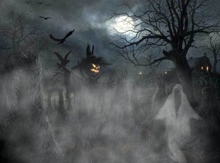 scary halloween screensavers free wallsviews co