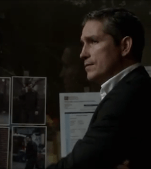 Jim Caviezel in Person of Interest (Image © CBS. All Rights Reserved.)