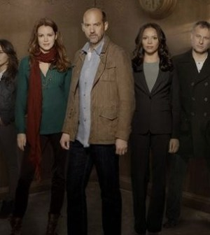 The cast of ABC's Zero Hour. Image cr: Craig Sjodin. © ABC Television Network.