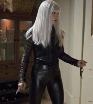 Kelly Hu as China White — Photo: Jack Rowand/The CW © 2012 The CW Network.