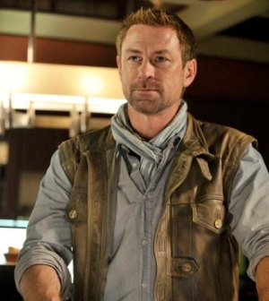 Grant Bowler as Nolan in Syfy's Defiance