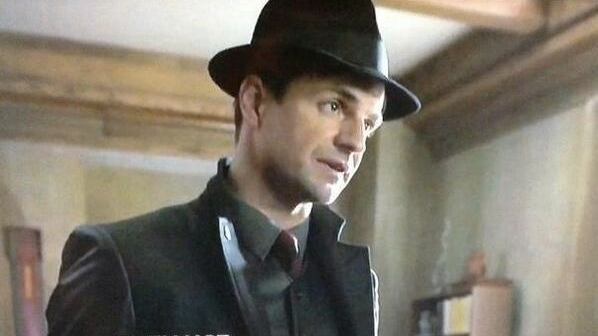 Gale Harold as Connor Lang in Defiance. Image © Syfy