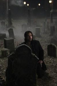 Tom Mison as Ichabod Crane. Image Co. CR: Kent Smith/FOX
