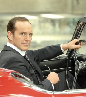 """""""Marvel's Agents of SHIELD"""" stars Clark Gregg as Agent Phil Coulson. (ABC/Bob D'Amico)"""
