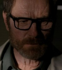 Bryan Cranston as Walter White, one last time. (Image © AMC)