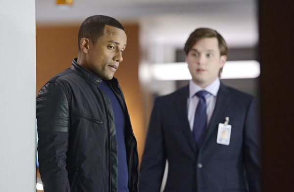 Pictured: Hill Harper as Calder Michaels-- (Photo by: Steve Wilkie/USA Network)
