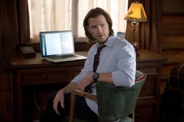 Pictured: Jared Padalecki as Sam -- Credit: Diyah Pera/The CW