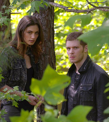 Hayley and Klaus
