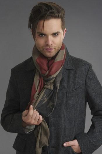 Thomas Dekker as Gregory Valentine. Co.  Cr:  Chris Helcermanas-Benge/FOX