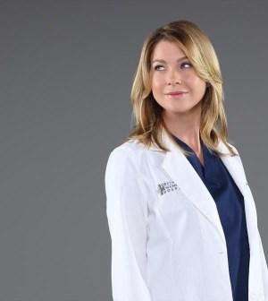 Ellen Pompeo as Dr. Meredith Grey. Photo Credit: ABC/Bob D'Amico