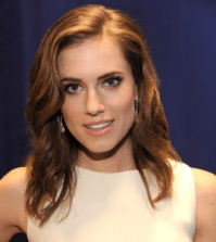 Allison Williams. NBC/Kevin Mazur/Getty Images