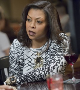 Cookie (Taraji P. Henson) helps rally to save Empire Ent. | Co. CR: Chuck Hodes/FOX