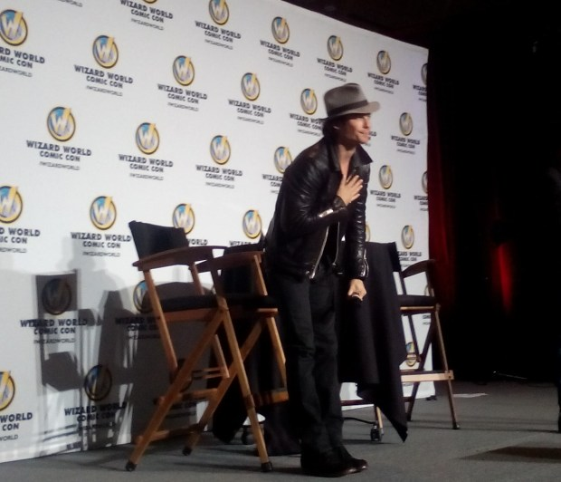 Ian Somerhalder. Image © Abbey White/ScreenSpy 2015