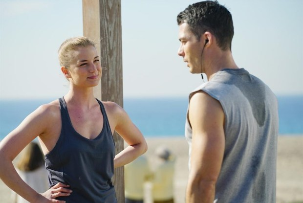 (ABC/Richard Cartwright) EMILY VANCAMP, BRIAN HALLISAY