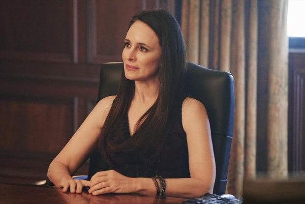 (ABC/Richard Cartwright) MADELEINE STOWE