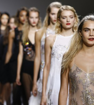 Btitish Supermodels Brit supermodels Cara Delevinge, Jourdan Dunn and Lily Donaldson take the runway by storm | Getty