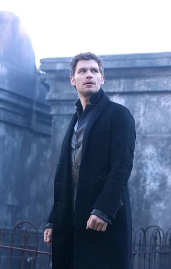 Pictured: Joseph Morgan as Klaus -- Photo: Quantrell Colbert/The CW