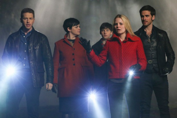 """ONCE UPON A TIME - """"The Heart of Gold"""" (ABC/Jack Rowand)"""