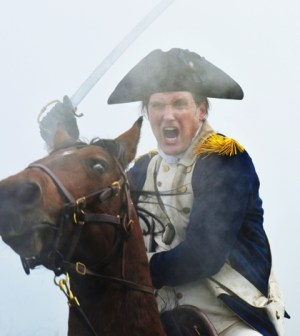 Owain Yeoman as Benedict Arnold - TURN: Washington's Spies _ Season 2, Episode 2 - Photo Credit: Antony Platt/AMC