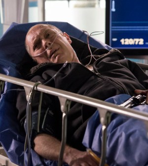 Pictured: James Spader as Red Reddington -- (Photo by: David Giesbrecht/NBC)