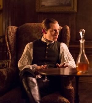 Jamie Bell as Abe Woodhull - Photo Credit: Antony Platt/AMC