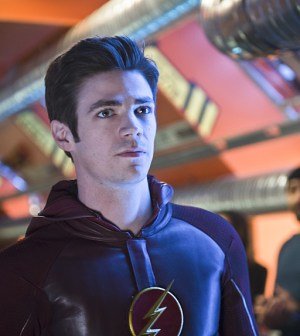Pictured: Grant Gustin as Barry Allen / The Flash -- Photo: Diyah Pera/The CW