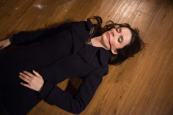 "GRIMM -- ""The Grimm Identity"" Episode 501 -- Pictured: Bitsie Tulloch as Juliette Silverton -- (Photo by: Scott Green/NBC)"
