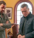 Pictured: (l-r) Patrick John Flueger as Adam Ruzek, Jason Beghe as Hank Voight -- (Photo by: Matt Dinerstein/NBC)