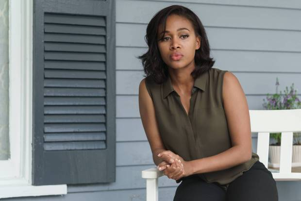 SLEEPY HOLLOW: Abbie (Nicole Beharie). Co. CR: Tina Rowden/FOX