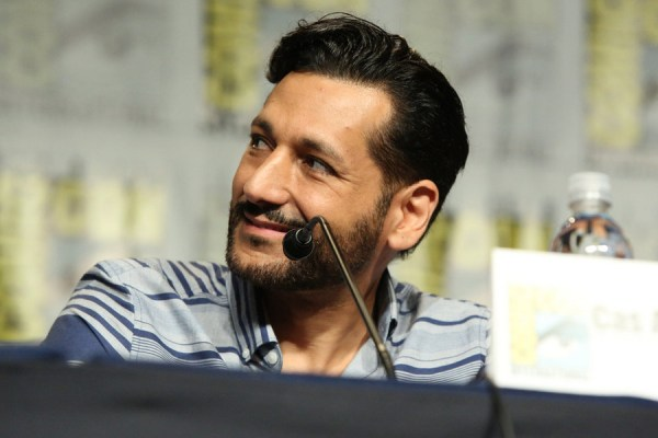 Cas Envar at San Diego Comic-Con