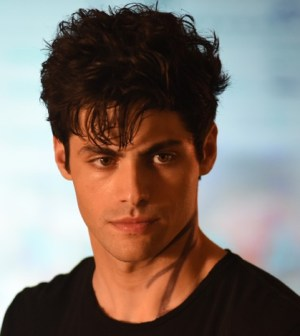Matthew Dddario as Alec Lightwood