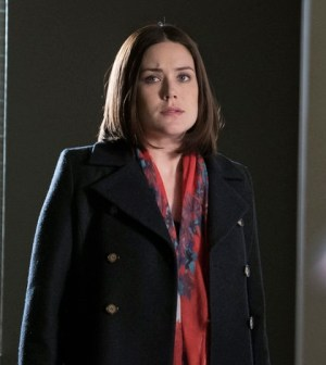 Megan Boone as Liz Keen on NBC's The Blacklist